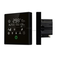 Управление светодиодами - INTELLIGENT ARLIGHT Панель-термостат KNX-113-35-IN (AUX, 20-30V, ext.T-sensor)